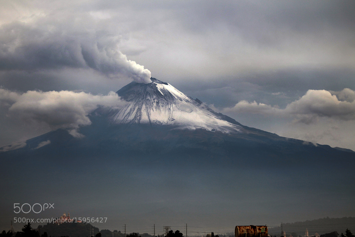 Photograph Smoke and clouds by Cristobal Garciaferro Rubio on 500px