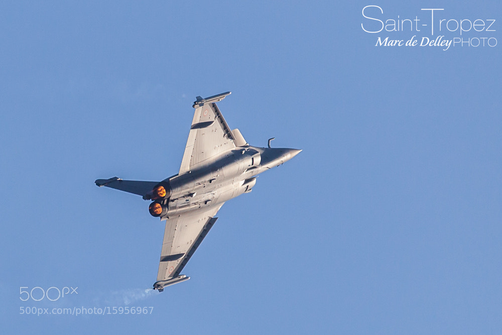 Photograph Dassault Rafale by Marc de Delley on 500px