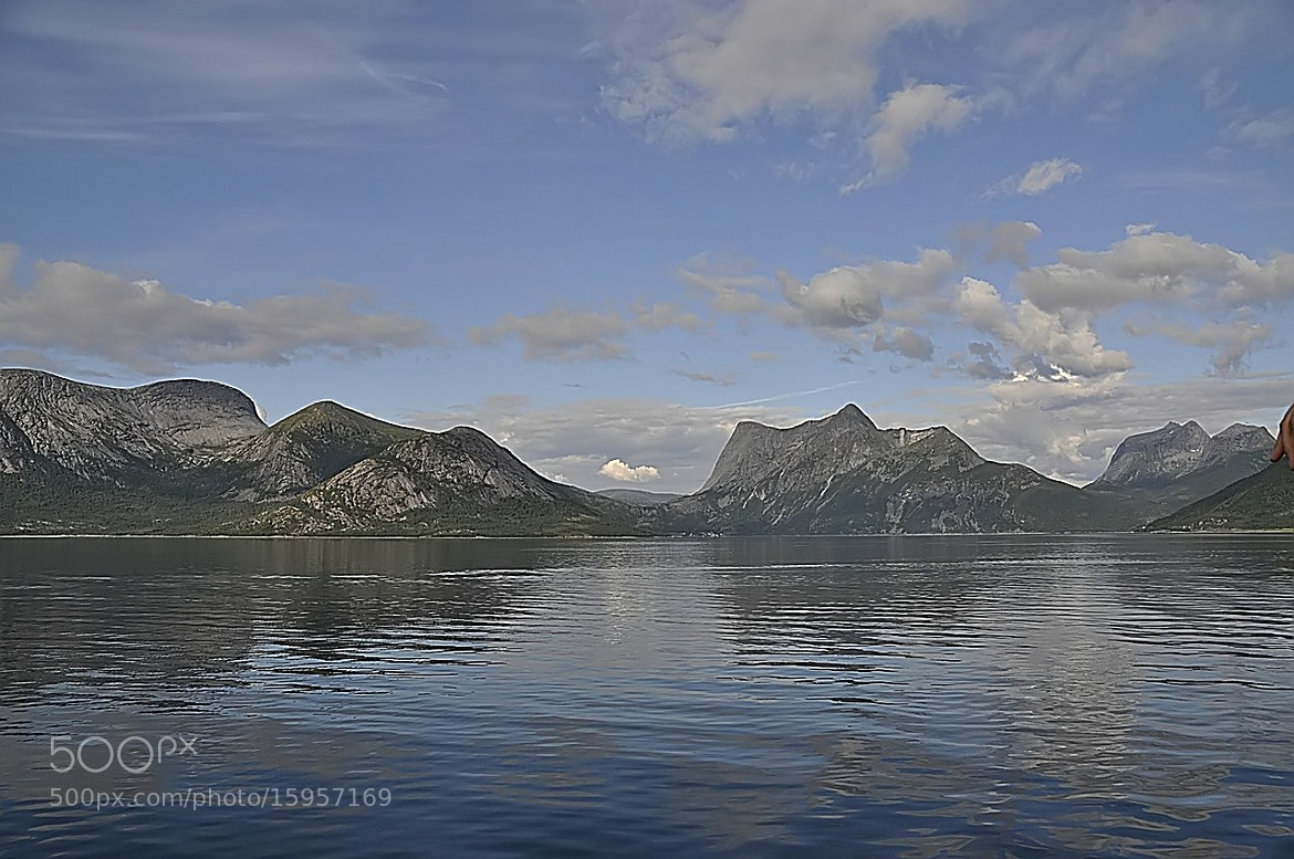 Photograph Troms Northern Norway by Ann-Britt Holmslett on 500px