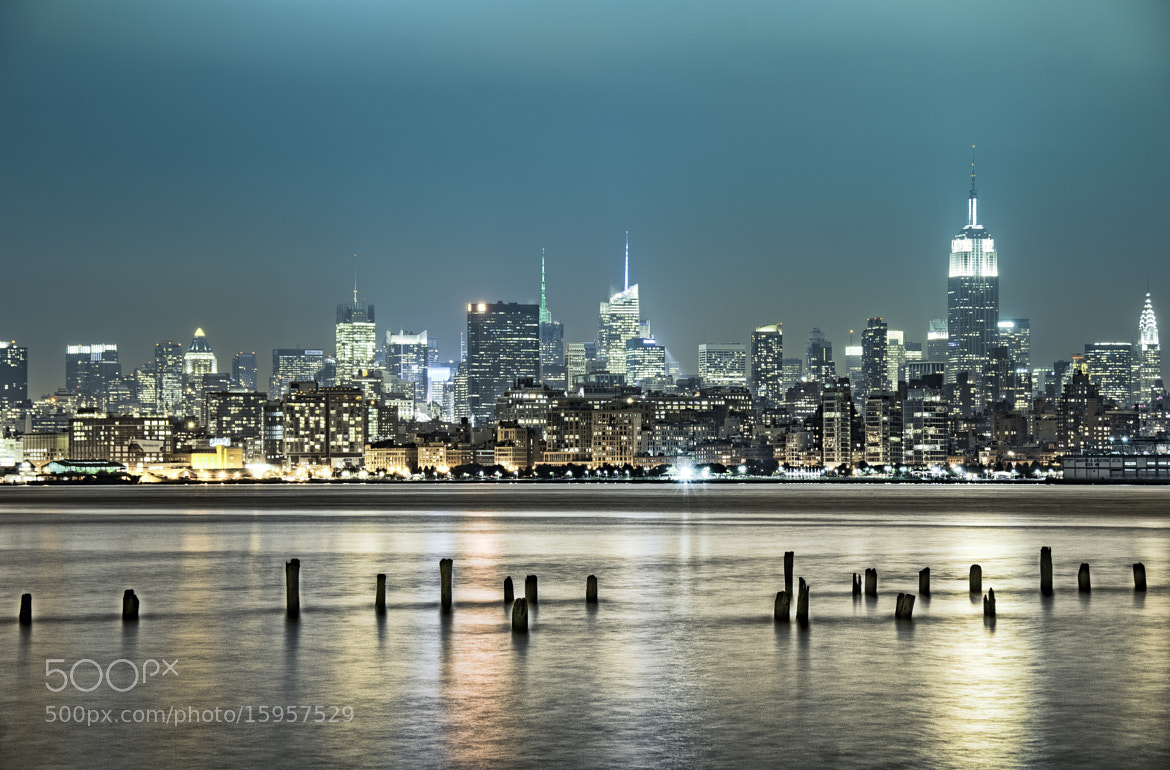 Photograph Manhattan from Jersey City by Tim Sklyarov on 500px