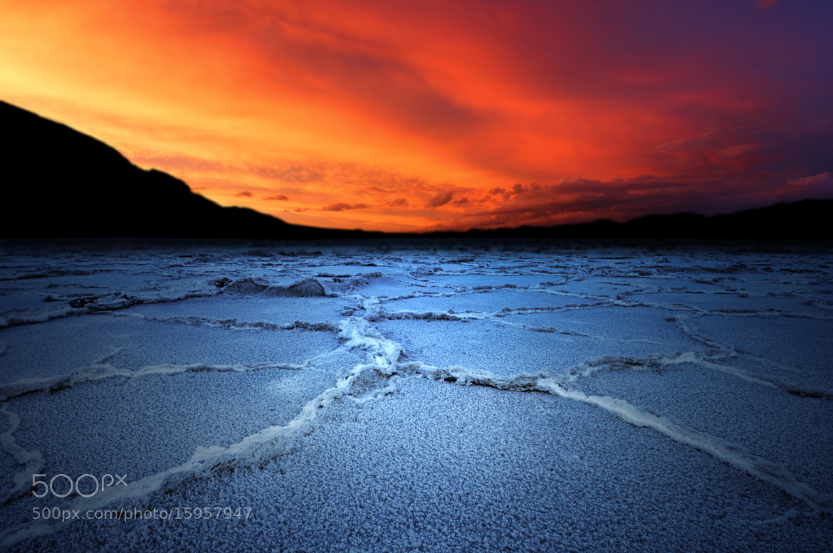 Photograph Badwater by Dana McMullen's Imageroom on 500px