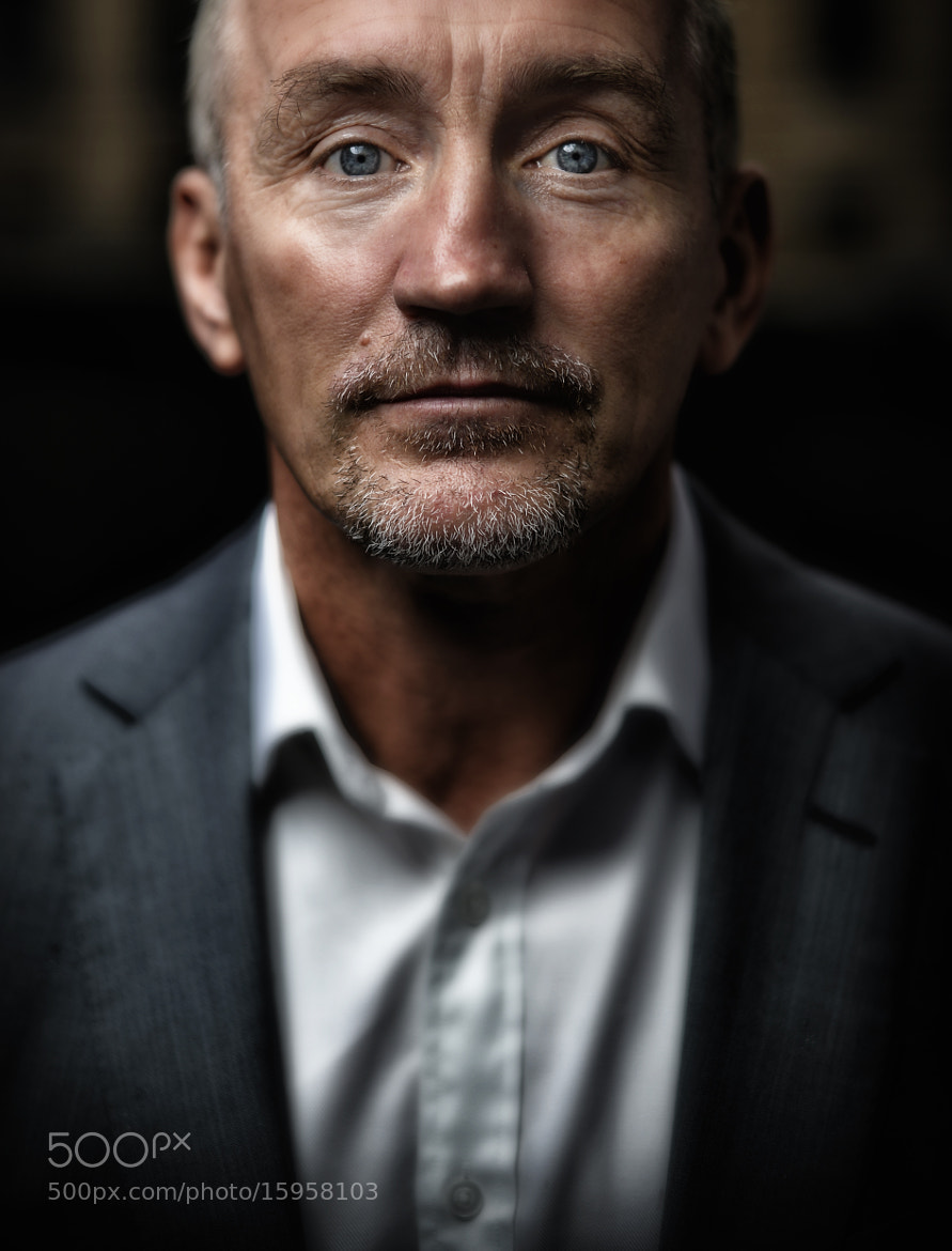 Photograph Barry McGuigan by Russell Pritchard on 500px