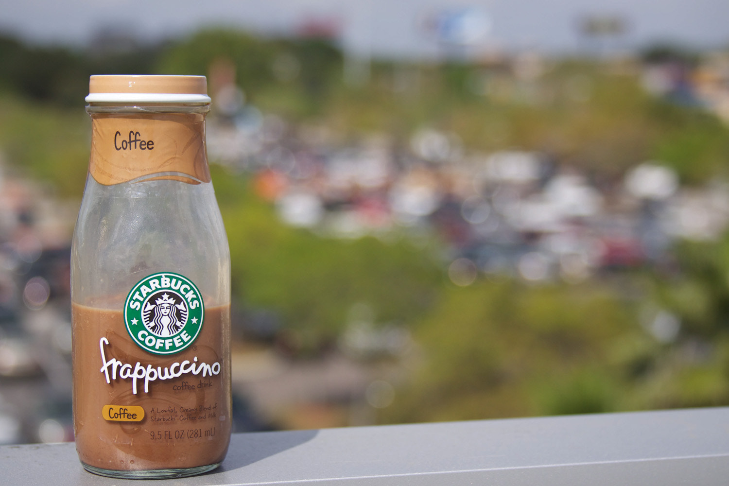 Photograph Frappuccino with a View by Muffy Sadler on 500px
