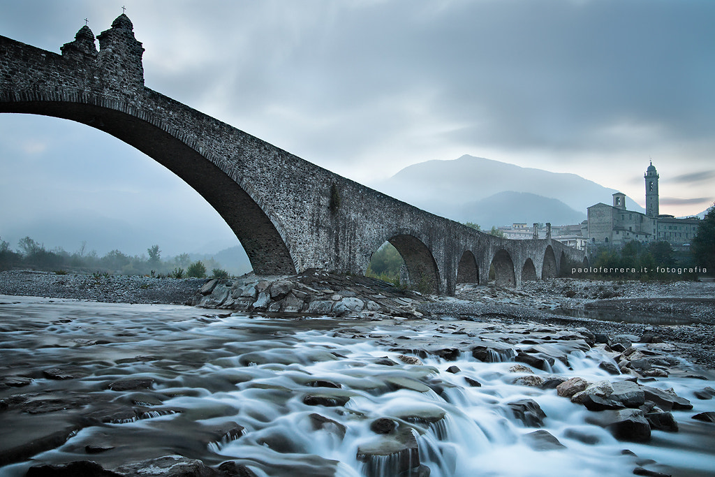 Photograph Bobbio by Paolo Ferrera on 500px