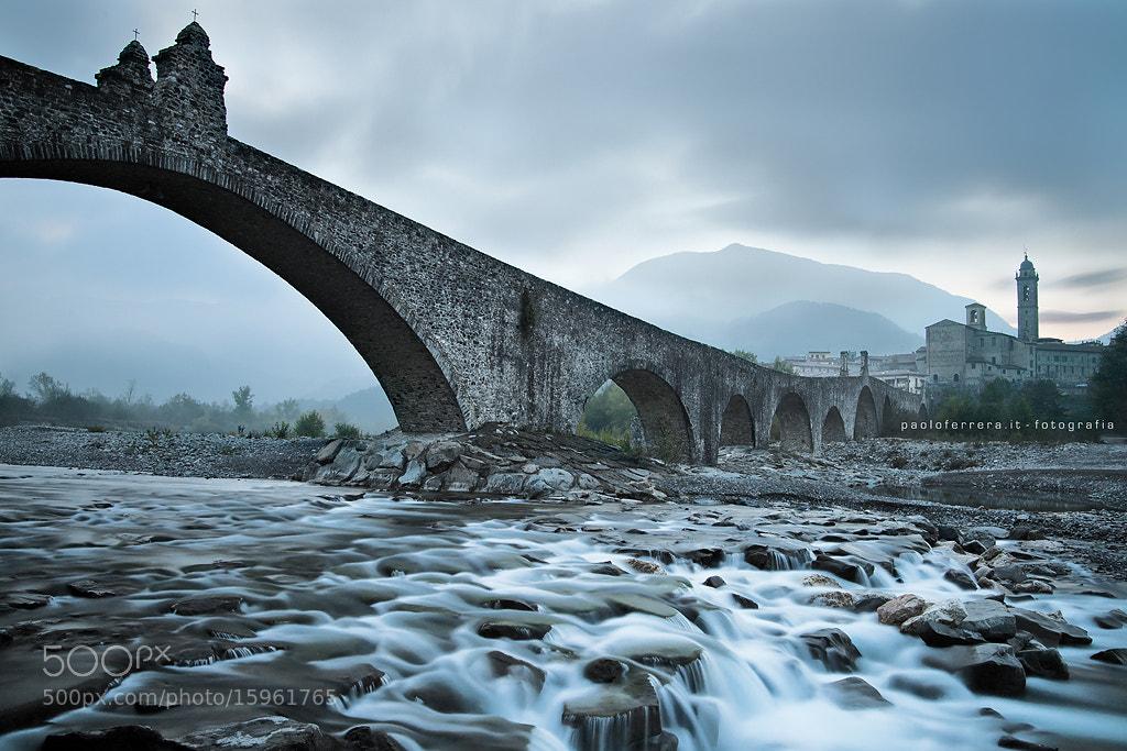Photograph Bobbio by Paolo Ferrera on 500px