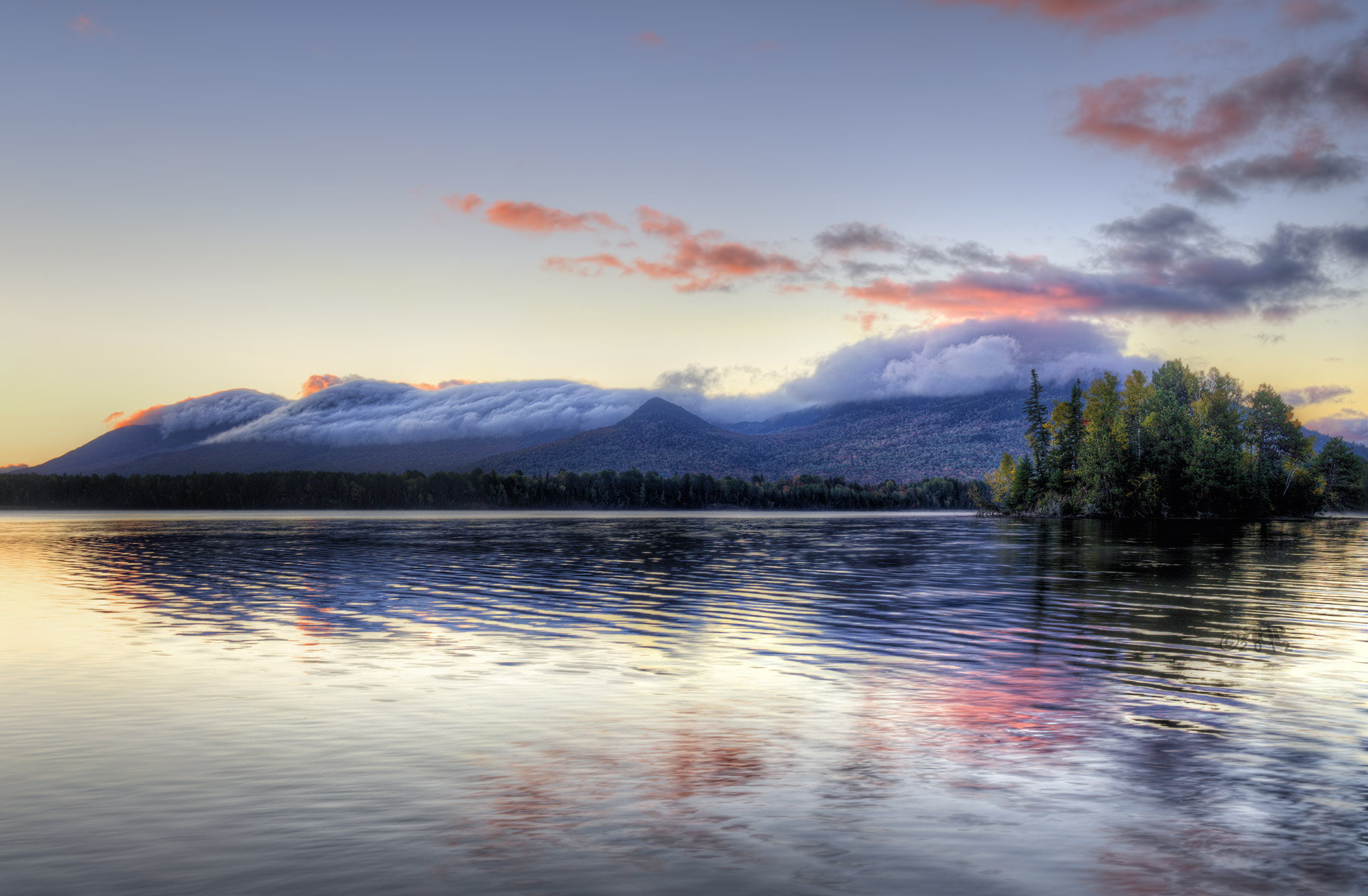 Photograph Flagstaff Lake Revisited by Rob Hanson on 500px