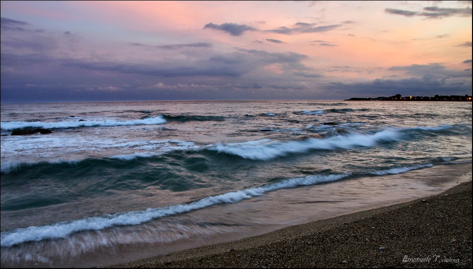 Photograph My Sea by Emanuele Torrisi on 500px