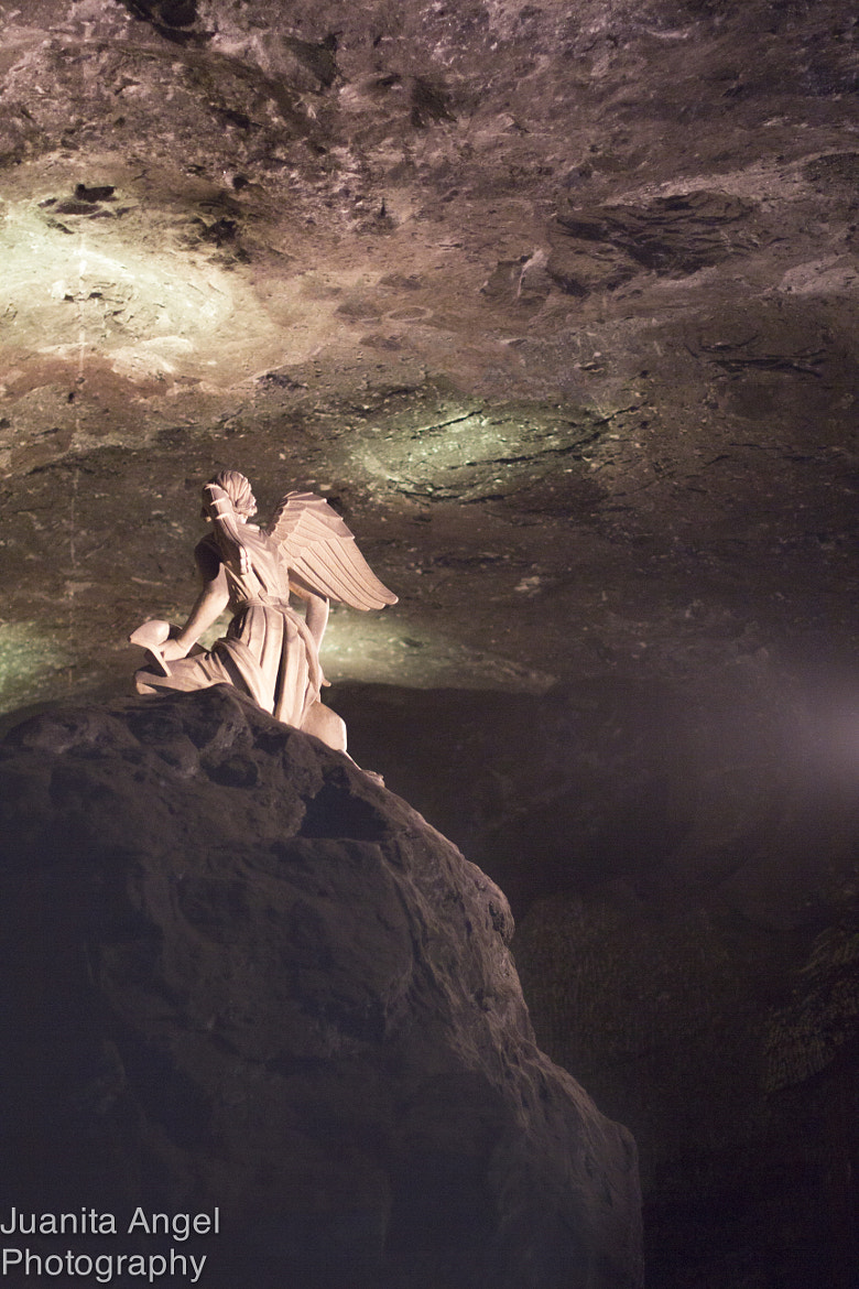 Photograph Angel at the mine by Juanita  Angel  on 500px