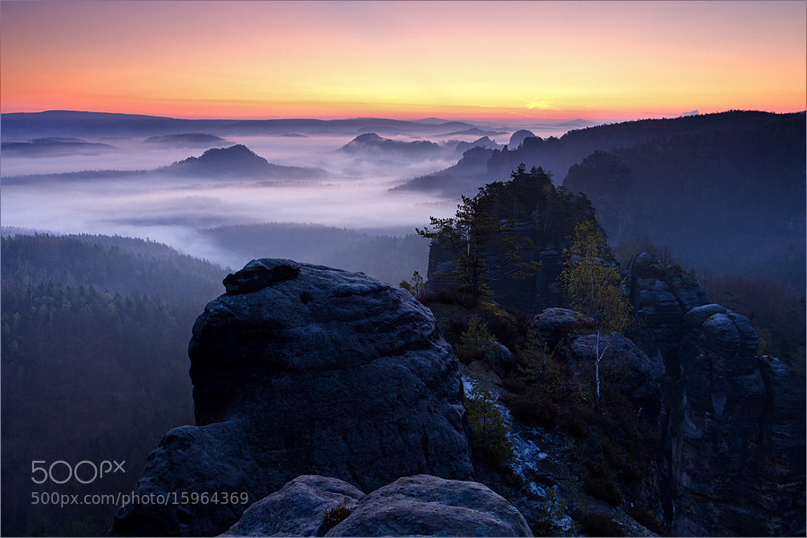 Photograph Saxon morning by Petr Podhajsky on 500px