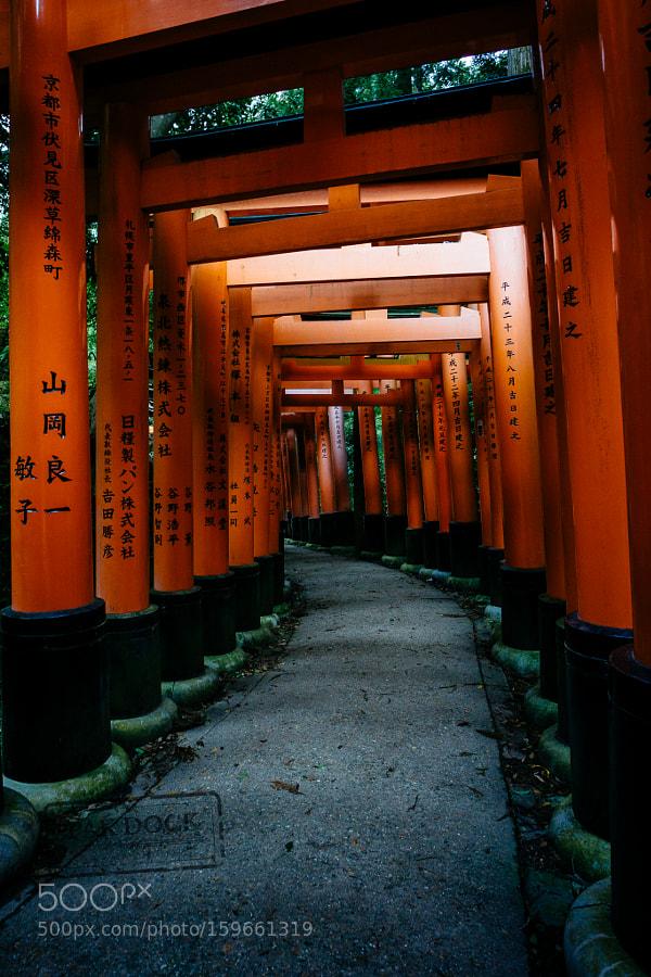 Old Fushimi Inari