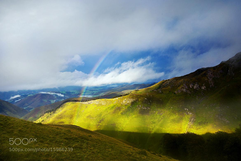 Photograph sunshine after rain by DAVID  MAS  on 500px