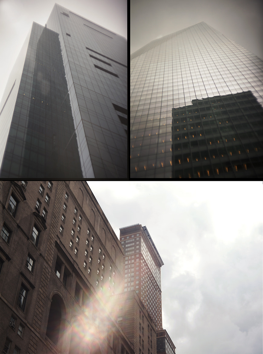 Photograph Buildings of New York City  by Ben McKinnon on 500px