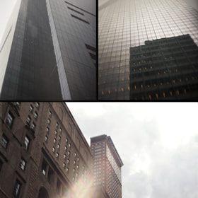 Buildings of New York City  by Ben McKinnon (BenMcKinnon)) on 500px.com
