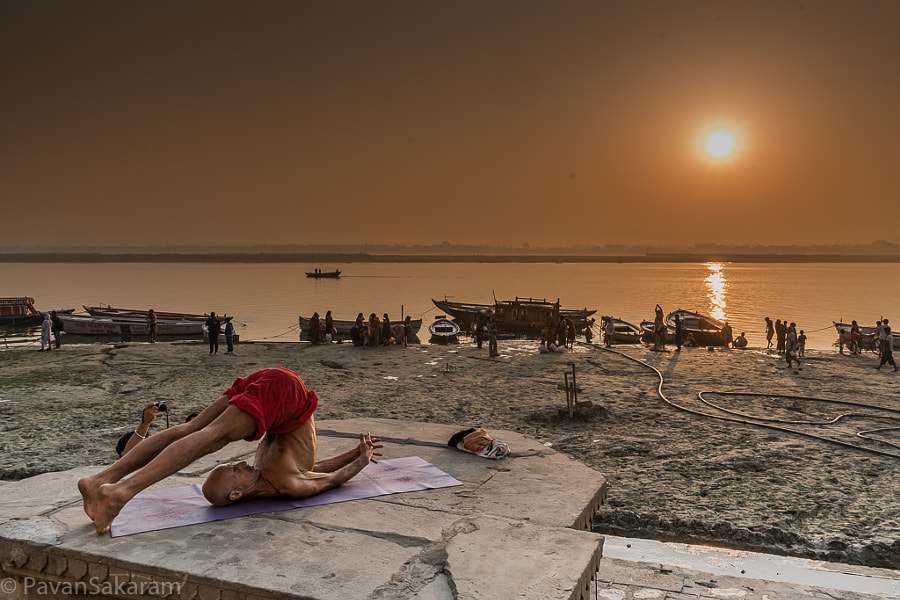 Happy yoga day by Pavan Sakaram on 500px.com