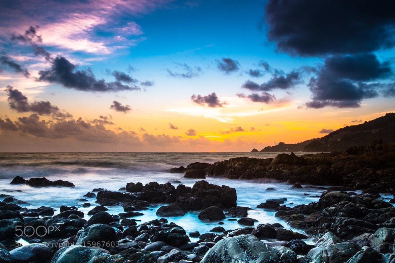 Photograph Sunset by Thanakrit Arayasakdakul on 500px