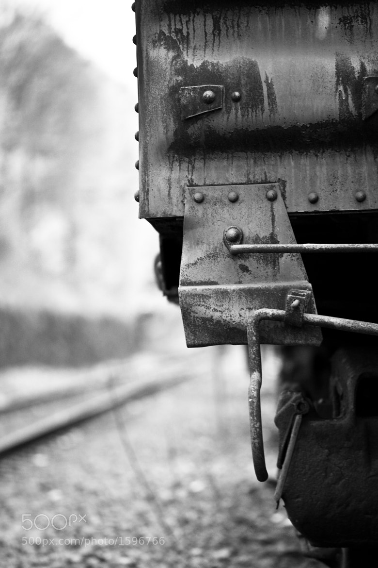 Photograph End of the Line by Mike Pouliot on 500px