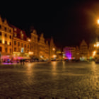 WROCLOVE by night. Worldwide Photowalk by Scott Kelby in Wrocław