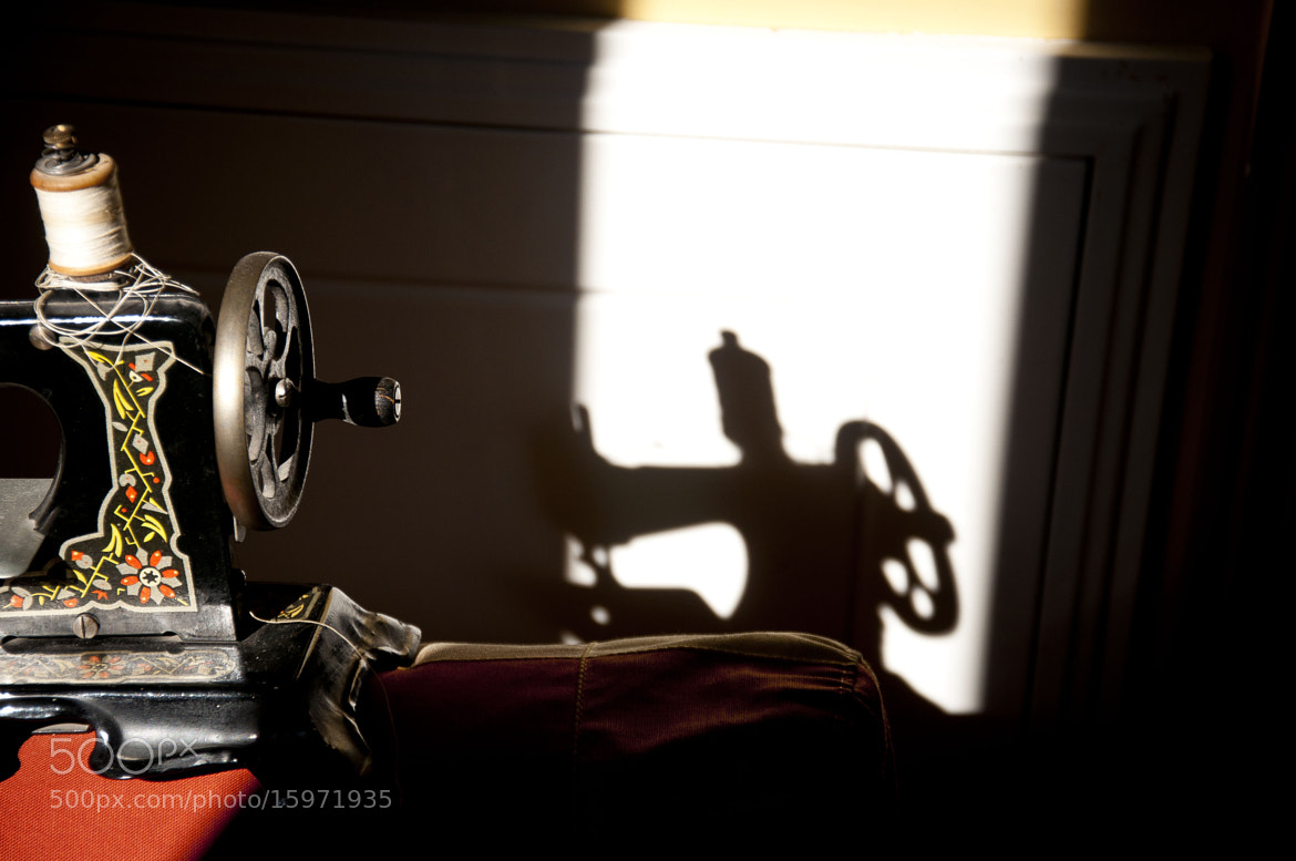 Photograph Shadow of the past by Juan  Peña on 500px