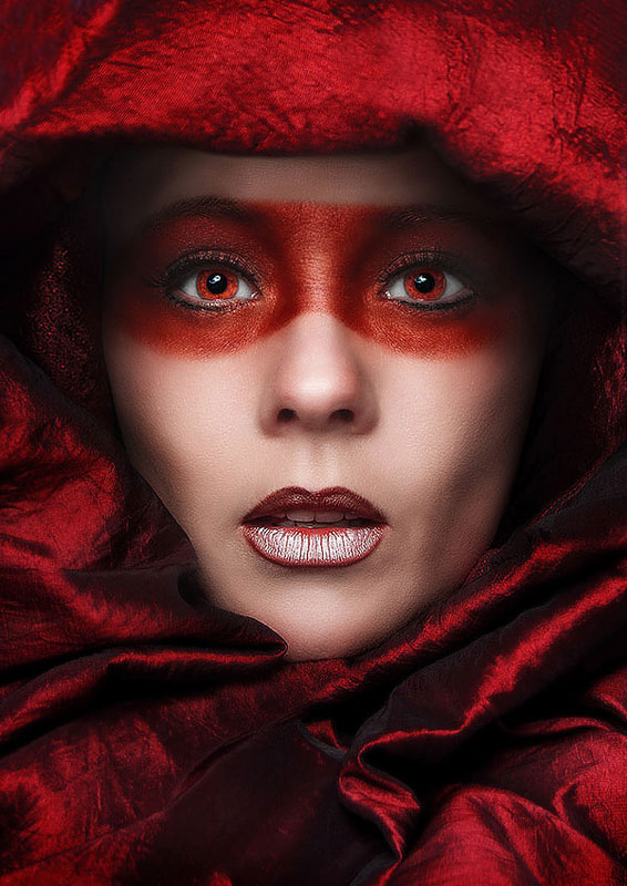 Photograph Red riding hood by Jonathan Allen on 500px
