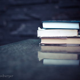I always buy another book when I still have ten to read... by Kim Leuenberger on 500px.com
