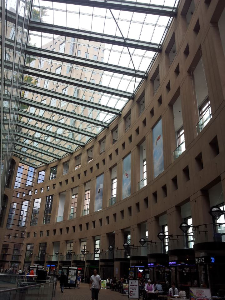 Photograph Vancouver Public Library by Giovanna Zammit on 500px