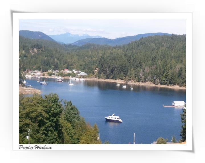 Photograph Pender harbour, Sunshine Coast, BC Canada by Giovanna Zammit on 500px