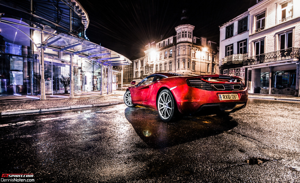 Photograph McLaren MP4-12C. by Dennis  Noten on 500px