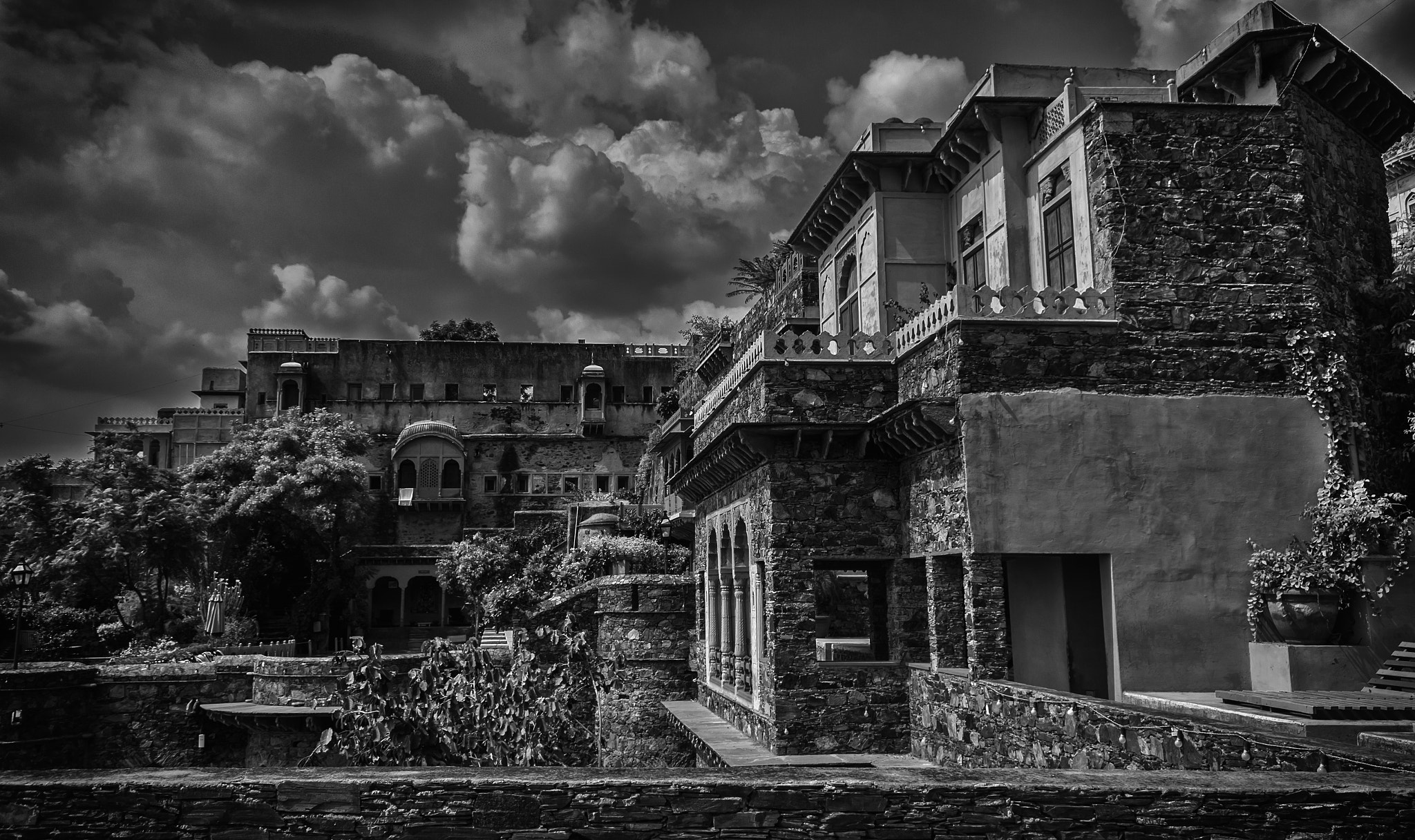 Photograph Dark Days and Cloudy Skies by Kshitij Aggarwal on 500px