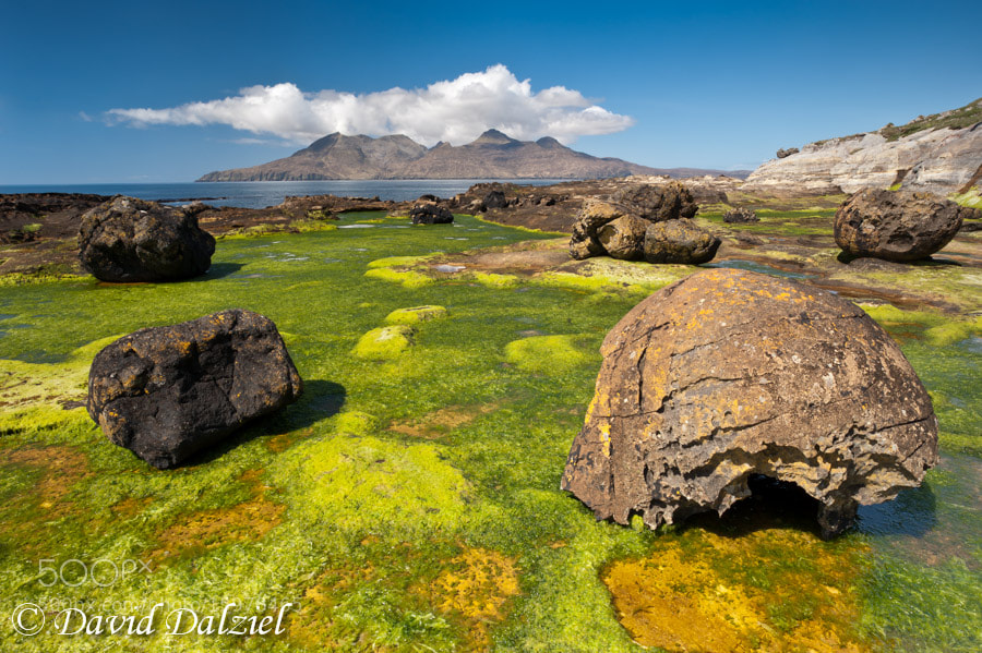 Photograph Erratics, Laig Bay, Eigg by David Dalziel on 500px