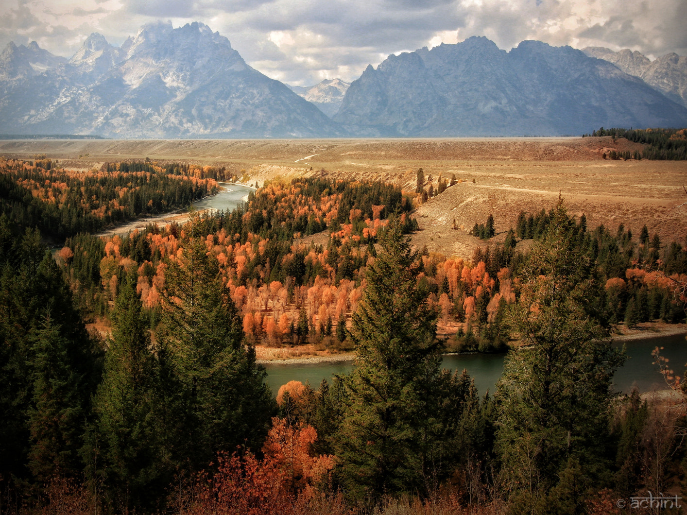 Photograph The Overlook by Achint Thomas on 500px
