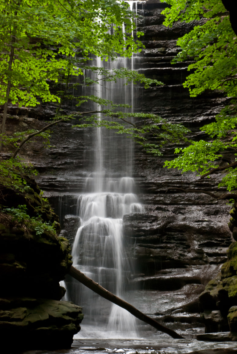 Photograph Starved Rock by Jonathan Fassett on 500px