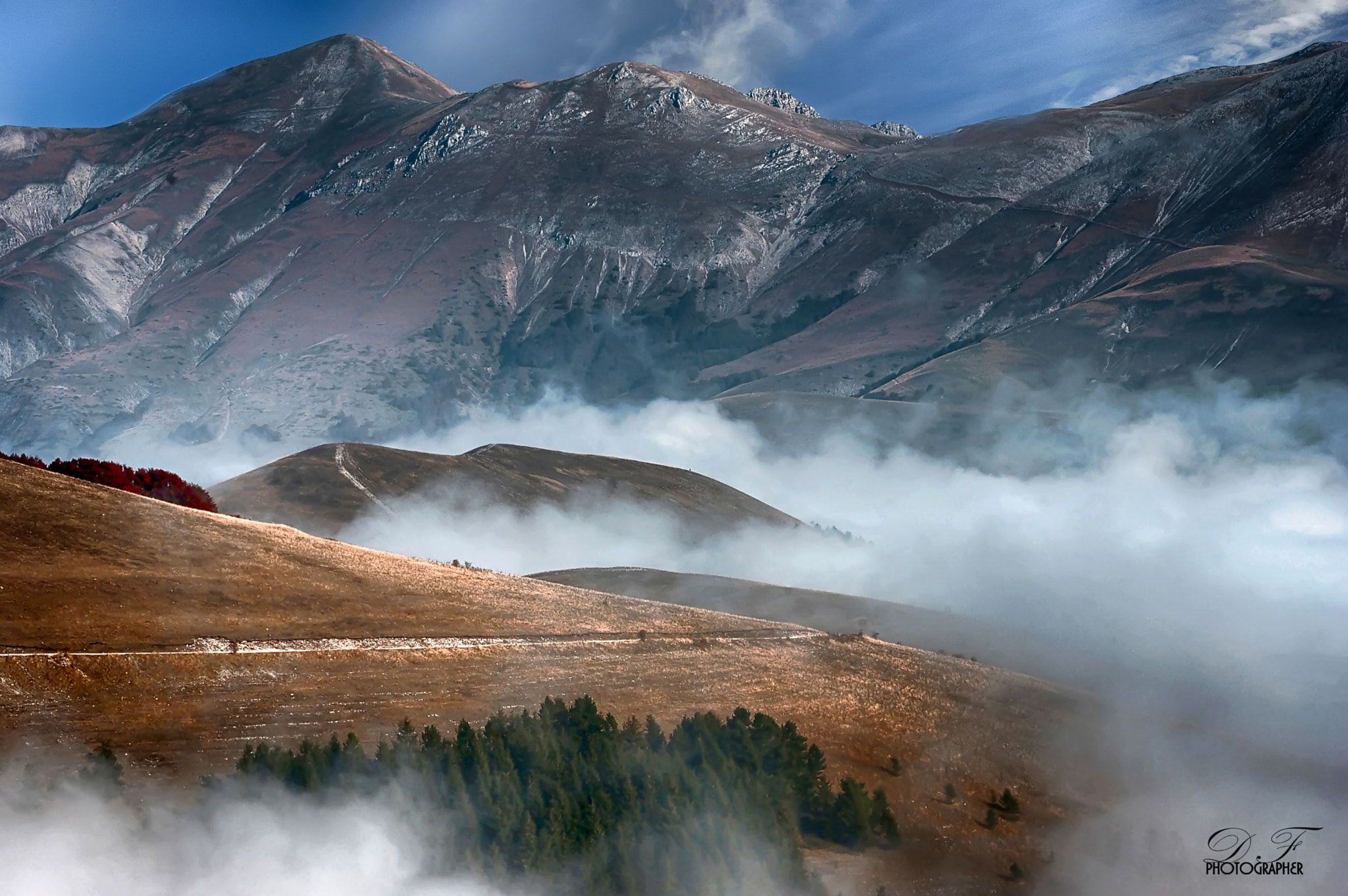 Photograph I monti Sibillini by Daniele Forestiere on 500px