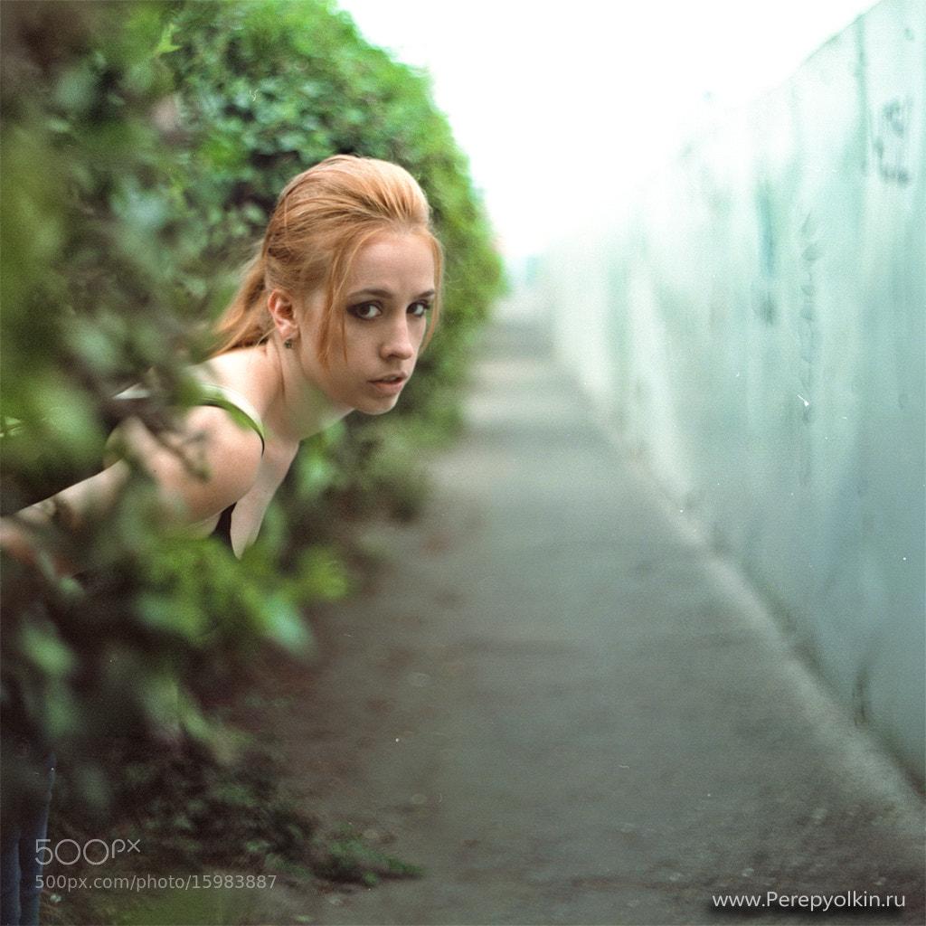Photograph Ksenya by Kirill Perepyolkin on 500px