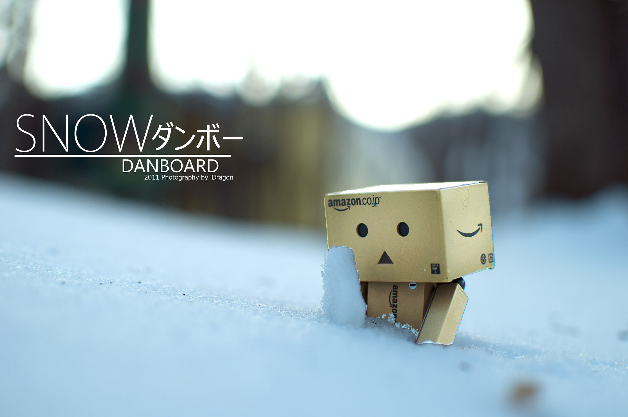 Photograph SNOW - Danbo Monogatari by iDragon Studio on 500px