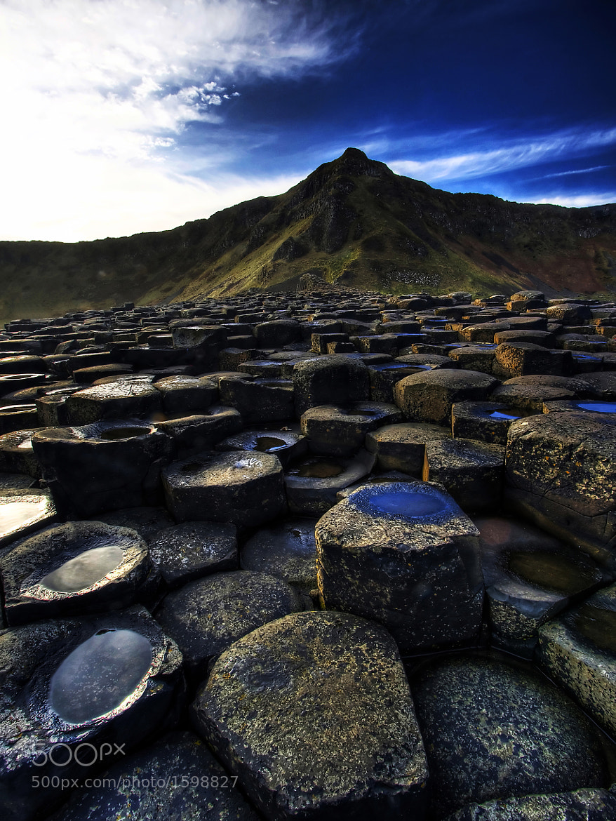 Photograph Giants Causeway by Alastair Stockman on 500px