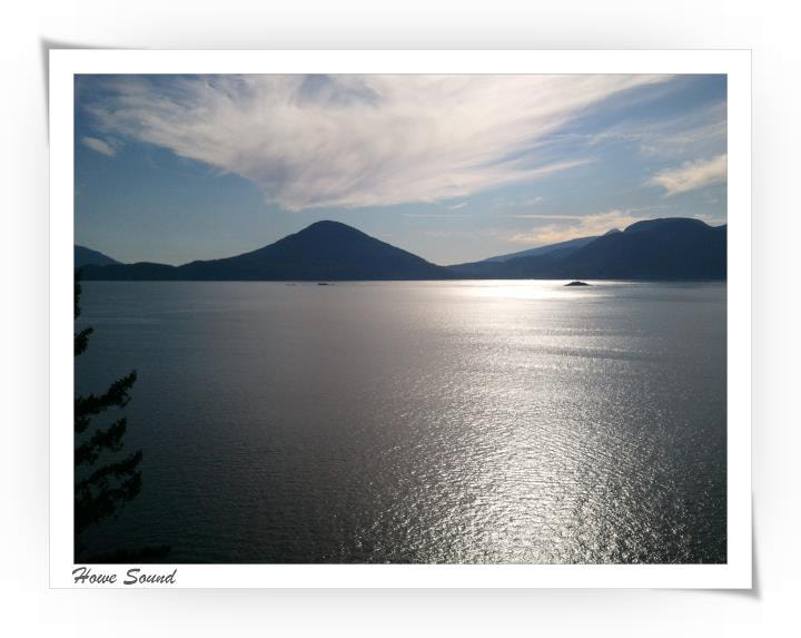 Photograph Howe Sound, Sea to Sky Highway by Giovanna Zammit on 500px