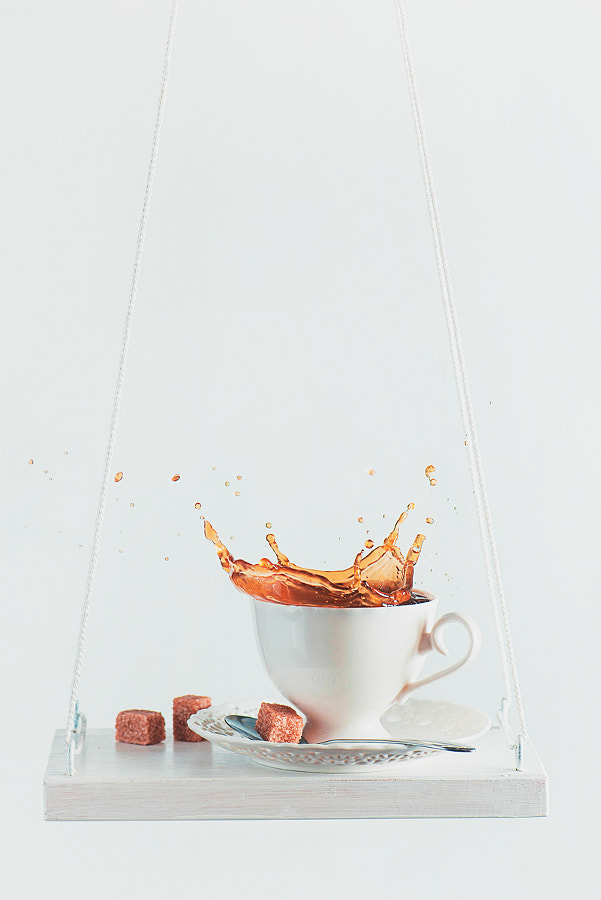 Simple joy (with coffee) by Dina (Food Photography) on 500px.com