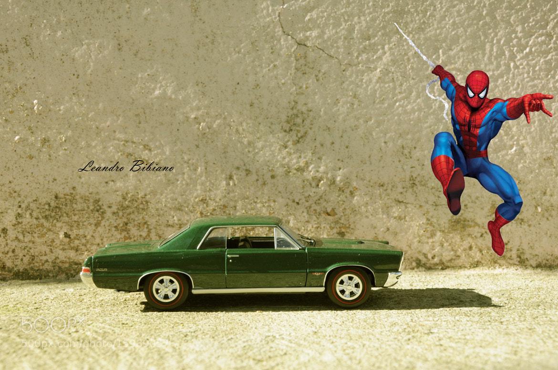 Photograph Criatividade : Pontiac GTO 1965 by Leandro Bibiano on 500px