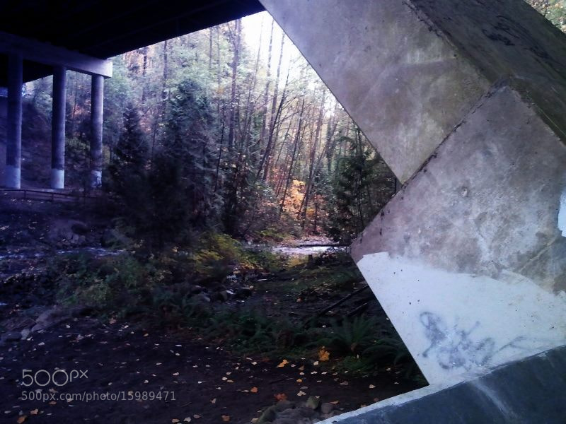 Photograph Under the Bridge by Giovanna Zammit on 500px