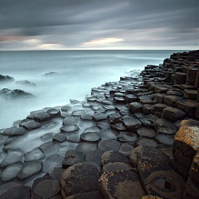 Giants Causeway by Alastair Stockman (alastairstockman)) on 500px.com