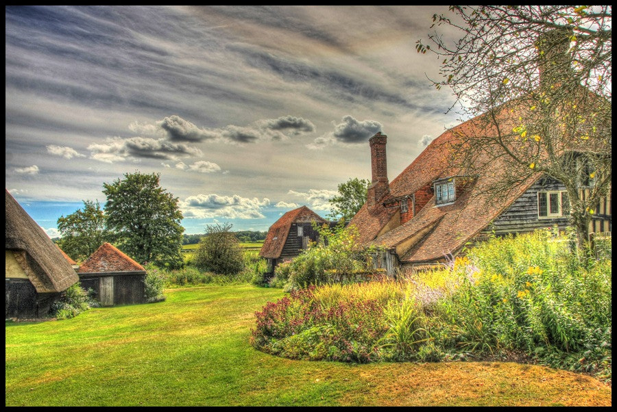 Photograph The Shire by nick b on 500px