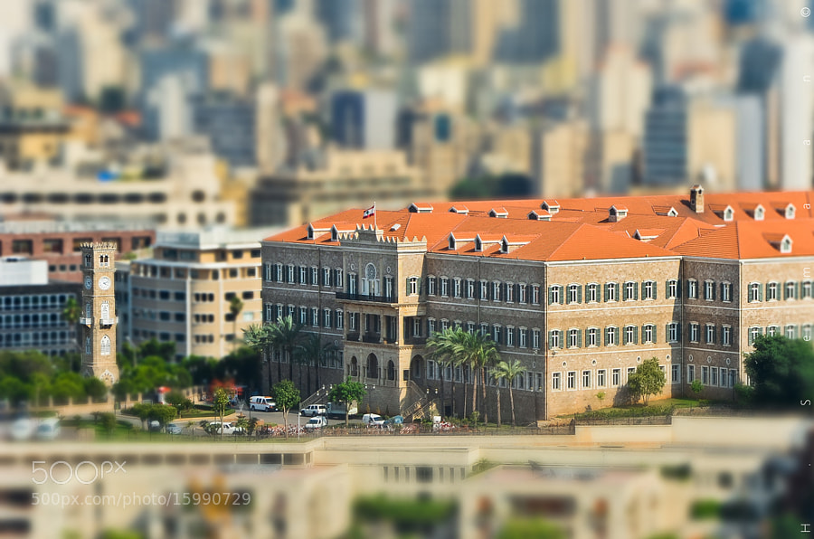 Photograph Beirut by Hanna Semaan on 500px
