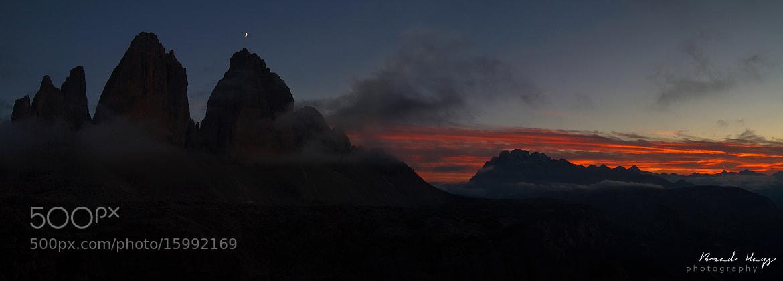 Photograph Tre Cime di Lavaredo Dolomites by Brad Hays on 500px