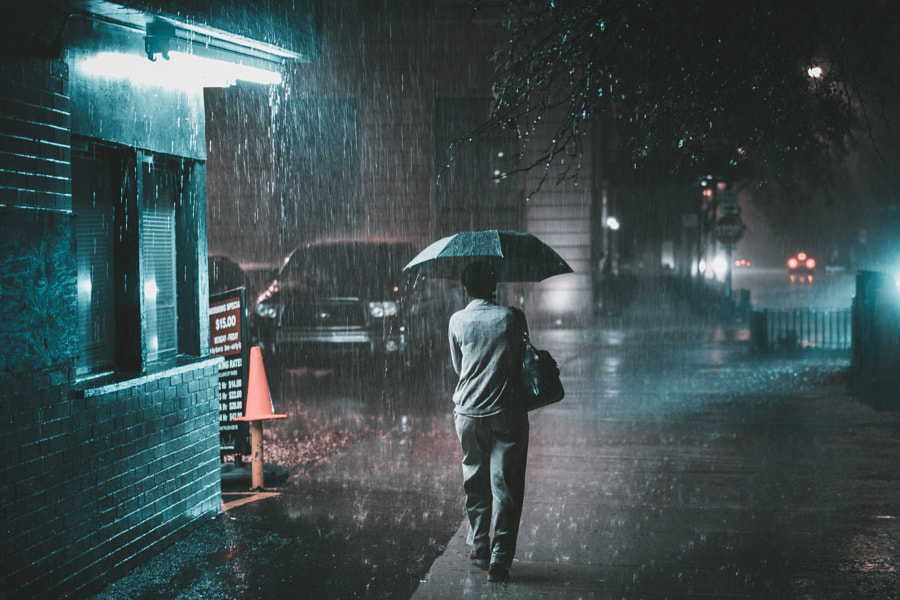 When the rain finally comes by Romney Wordsworth on 500px.com