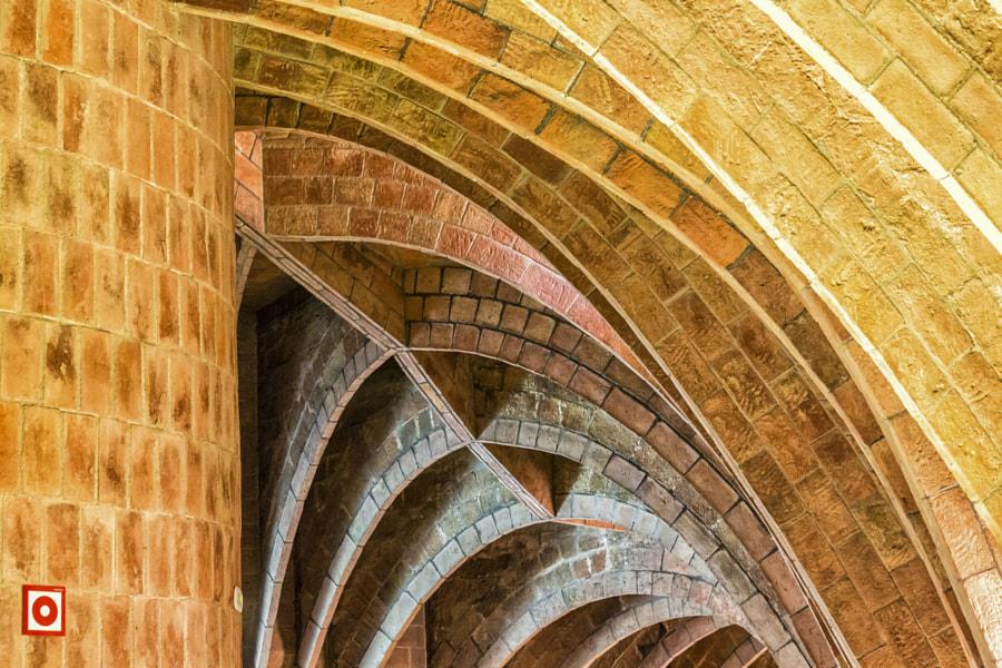 Pedrera Arches