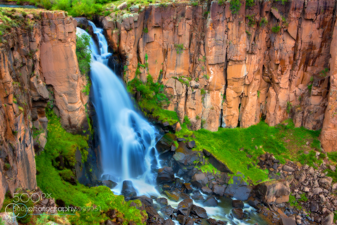 Photograph Cascade by Colleen Pinski on 500px