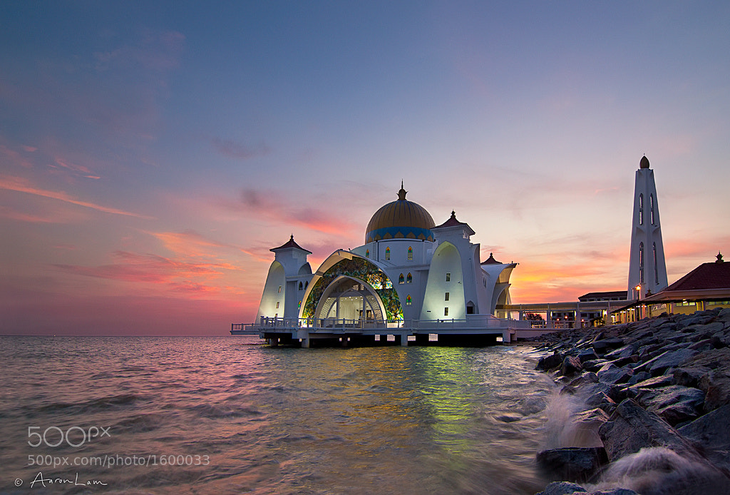 Photograph On the eve of Ramadan by AaronLam . on 500px