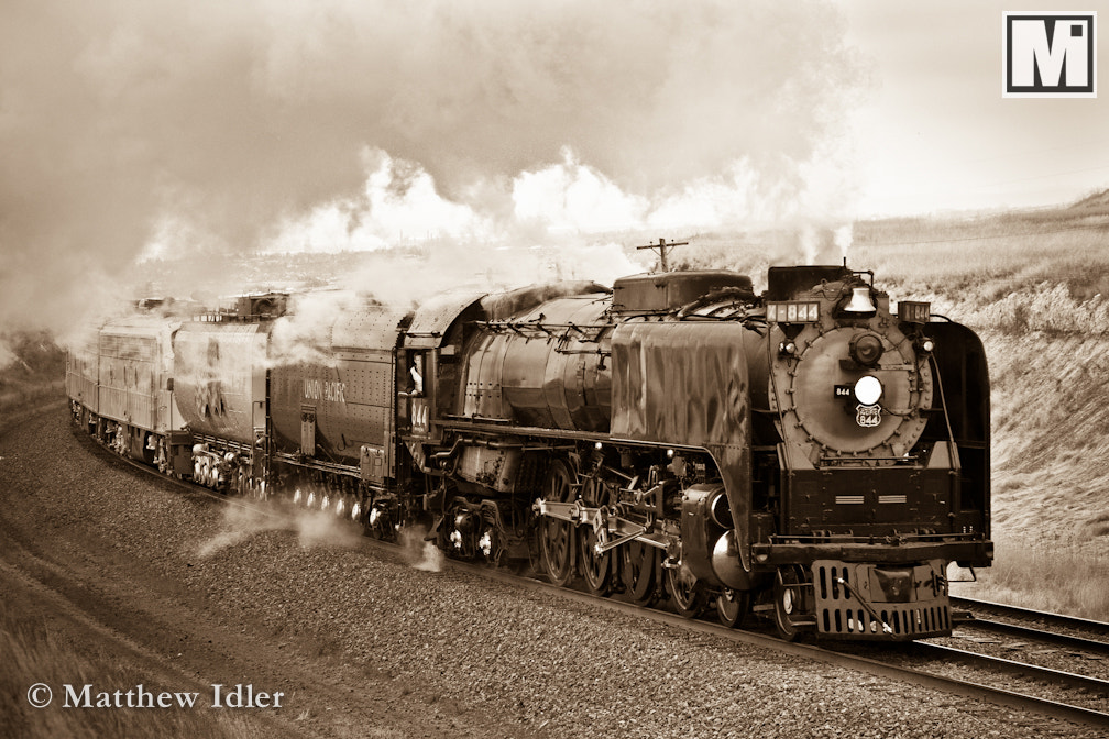 Photograph Railway to the Past by Matthew Idler on 500px