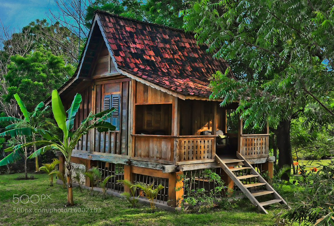 Photograph Balinese Hut by Captain Photo on 500px