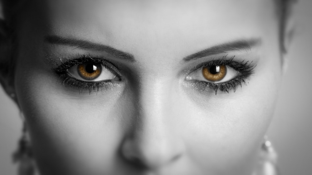 Photograph just eyes by Wolf Riepl on 500px